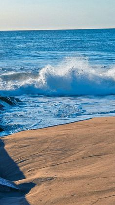 Let's go play in the ocean!  Feel the strength of the waves. Sense the constant motion of the ocean. Discover the beauty of being 'in' the ocean.  Let go of stress - let the water embrace you, and give you joy.