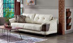 Deniz Kanepe #kanepe #koltuk #mobilya #dekorasyon #armchair #livingroom #tasarım #furniture #salontakımı #home #decoration http://www.yildizmobilya.com.tr