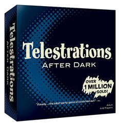 Telestrations - After Dark - 8 Player   Telestrations