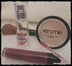 #Lipgloss #Catrice berryland+Oriflame #powder + #nautiGirl #essence #parfum