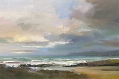 46.Storm at Sea II 100x150cm oil on canvas copy