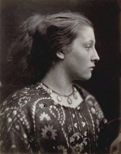Julia Margaret Cameron (English, 1815-1879) 'Sappho' 1865