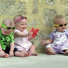 Babybanz zonnebrillen, ideaal voor de zomer – onmisbaar op de wintersport