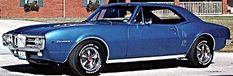 1960s Cars - Pontiac