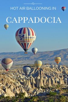 One of the best ways to see Goreme and Cappaodicia in Turkey is by taking a hot-air balloon flight over its unique volcanic landscape. Read about my dawn flight and why it's one of my best ever travel experiences....