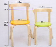 Детский стул Shower year Birch smnh0001