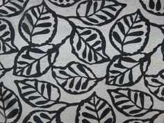 Leaf fabric from Rodeo Home