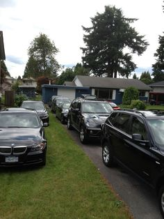 Visalus/Body By Vi Party in Port Coquitlam BC July 1 2012. About 50 people there 7 BMWs in Driveway     Help promote a nationwide health challenge to earn a bonus for a new Black BMW!!    How would you like to lose weight or get in shape over the next 90 days? What if you could get awesome rewards like a new BMW for helping others do the same?   The Body by Vi Challenge is a 90 day health transformation challenge that is sweeping the nation, helping real people get real results.