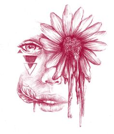 Check out norman duenas. I love his work! This one is called love and sorrow