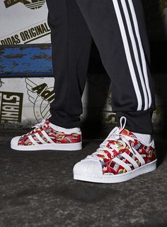 adidas Originals by NIGO 2015 Fall/Winter Lookbook Featuring Stormzy  Reinvented classics and heritage pieces emblazoned with head turning graphics and bold colors.