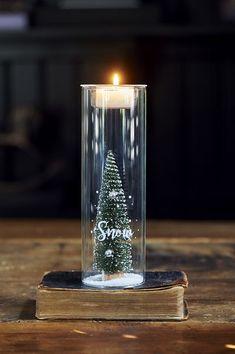 Let it snow -medium Christmas Deco, Christmas Lights, Christmas Tree, Brompton, Sachets, Let It Snow, Winter Wonderland, Shot Glass, Diy And Crafts
