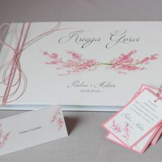 18 Place Cards, Place Card Holders