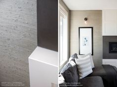 Grasscloth Wallcoverings by Calgary Professional Wallpaper Installer, Drop Wallcoverings 3