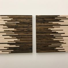 Two is better thank one  all reclaimed wood. Visit my shop today.