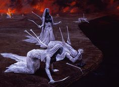 Seeds from Hell: Wayne Douglas Barlowe