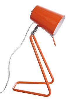 Leitmotiv - Z LAMP - Pöytälamppu - oranssi