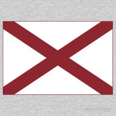 Alabama State Flag Products