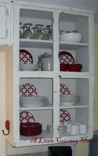 A Little Country House, kitchen re-design