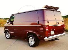 Day Van, Vanz, Vintage Vans, Custom Vans, Custom Trucks, Van Life, Old Cars, Cars And Motorcycles, Badass