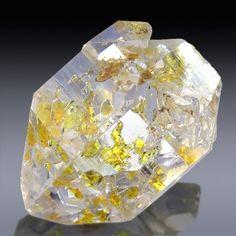 31.37ct Collectors Grade Herkimer Diamond Quartz Crystal 23mm x 18mm - Herkimer Diamonds