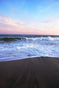 Sunset at Madaket Beach on Nantucket Island