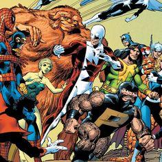 Hq Marvel, Marvel Comics, Alpha Flight, Wolverine, Spiderman, Superhero, Movie Posters, Fictional Characters, Cartoons