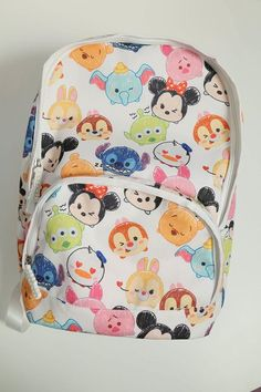 Disney's Tsum Tsum Backpack