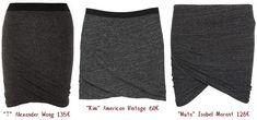 DIY : La jupe drapée