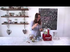 Deliciously Ella Avocado Chocolate Mousse - YouTube