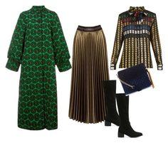 """#стиль #мода #стилиствмоскве #fashion #style #lookbook"" by italianka on Polyvore featuring Dodo Bar Or, Sans Souci, Ultràchic и New Look"