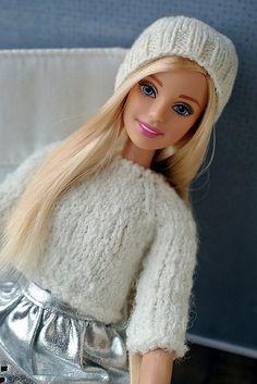 Barbie Dolls Diy, Barbie Fashionista Dolls, Diy Barbie Clothes, Barbie Model, Barbie Clothes Patterns, Barbie Wedding Dress, Barbie Dress, Juste Zoe, Barbie Tumblr