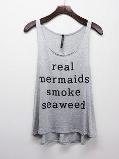 Real Mermaids Tank