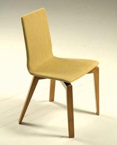 Saloom Furniture - Upholstered Side Chair - SLIP-U