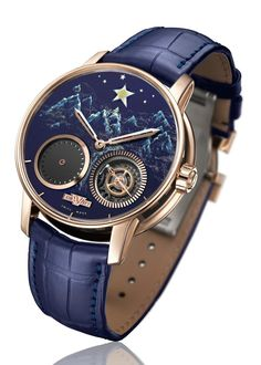 DeWitt presents the Stunning Academia Out of Time Watch