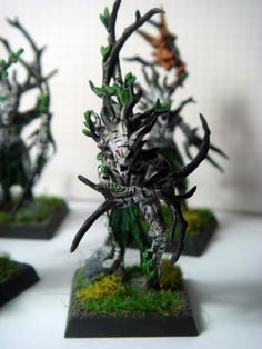 Dryad Unit 1, the Greens Leaves
