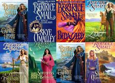 Love these Sagas...Skye O'Malley - one of the first Romance books I read over 30 years ago....still remember it!