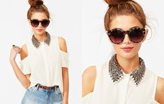 Chic DIY Collar
