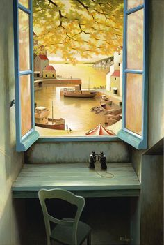 Michiel Schrijver - Paintings | michiel | schrijver | expositie | schilderijen | bouwwerken | pilaren | koepels | bogen | linten | vlaggen | borden | picturaal | creatief | verbeelding