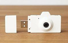 Clap, el diseño minimalista hecho cámara de fotos