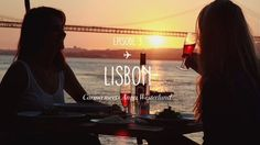 Local Soulmate Episode Lisbon - via Kuoni Reisen Belem, Visit Lisboa, Interview, Anna, City Break, Episode 3, City Lights, Belle Photo, Beautiful Beaches