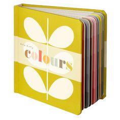 Histoire de couleurs : Colours - Orla Kiely
