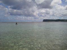 at PIC in Guam