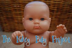 Free clothes patterns for the naked baby doll in your life.