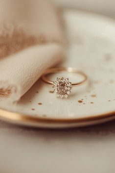 Dream Engagement Rings, Wedding Engagement, Wedding Bands, Most Popular Engagement Rings, Perfect Wedding, Dream Wedding, Wedding Dreams, Champagne Diamond Rings, Def Not