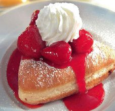 """The Home Momager: A Special """"Last Day of the Year"""" Breakfast! STUFFED FRENCH TOAST"""