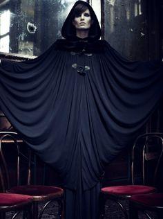Cloak...
