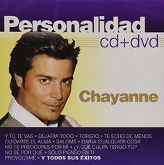 Chayanne - Personalidad