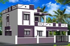 We provide the best House for sale in Tuticorin. We always rely with trending designs and perfect residing place. Reach us to grab your better home environment. House Outer Design, Single Floor House Design, Unique House Design, House Front Design, 3 Storey House Design, Duplex House Design, Village House Design, Kerala House Design, Compound Wall Design