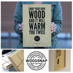 I believe Henry Ford said it best..  www.woodsnap.com