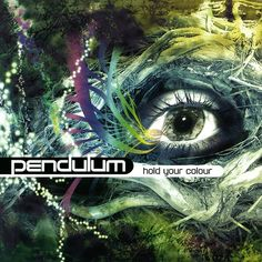 Before there was dubstep, there was Drum N Bass. This whole album is utterly brilliant! Brings back a lot of good memories. Pendulum - Hold Your Colour - Album Art Drum N Bass, Triple J, The Daily Show, Cd Album, Debut Album, Types Of Music, Hold You, Dubstep, Vinyl